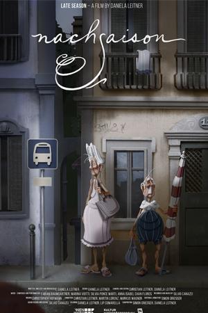 最佳动画短片:《迟到的季节》(奥地利)